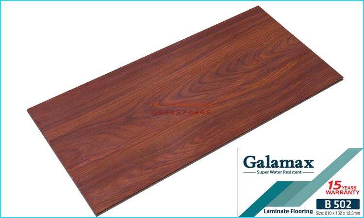 Sàn gỗ Galamax B502