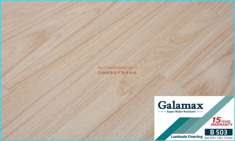 Sàn gỗ Galamax B503