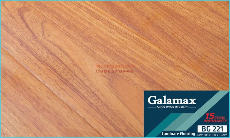 Sàn gỗ Galamax BG221