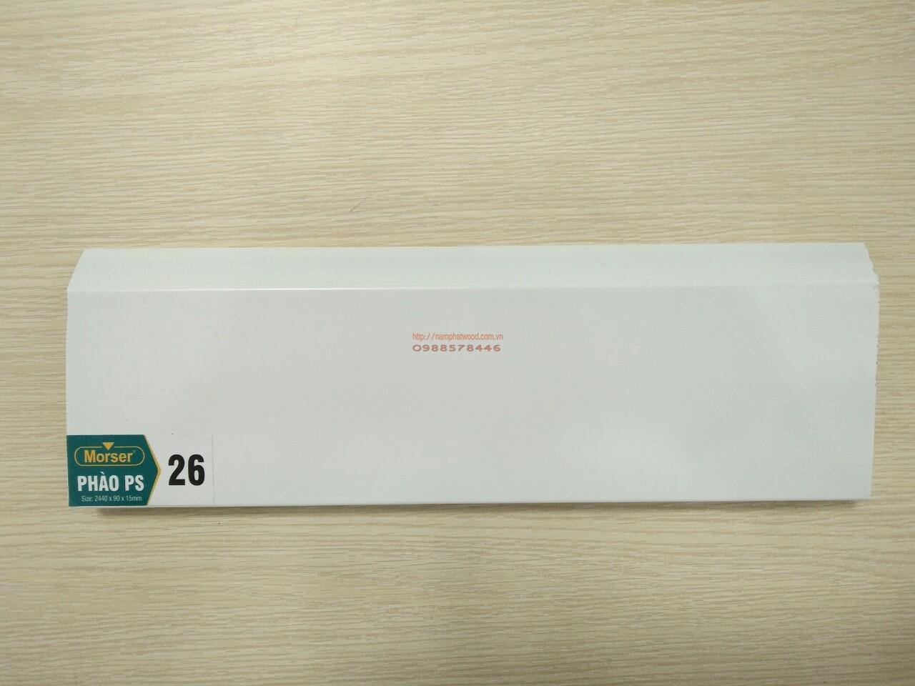 Len nhựa PS 26