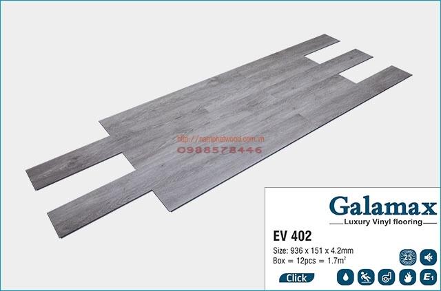 Sàn nhựa Galamax EV402