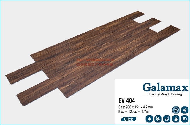 Sàn nhựa Galamax EV404