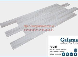 Sàn nhựa Galamax FO306