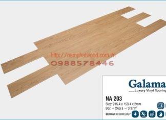 Sàn nhựa Galamax NA203