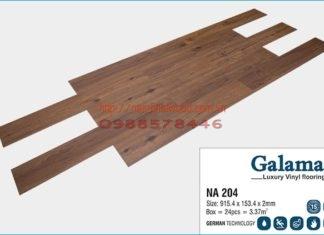 Sàn nhựa Galamax NA204