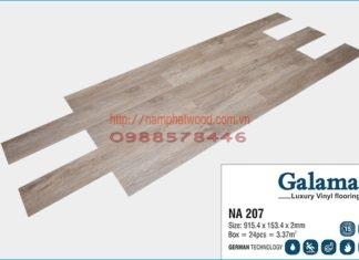 Sàn nhựa Galamax NA207