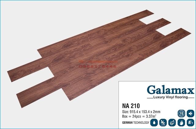 Sàn nhựa Galamax NA210