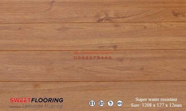Sàn gỗ Sweetflooring D6835