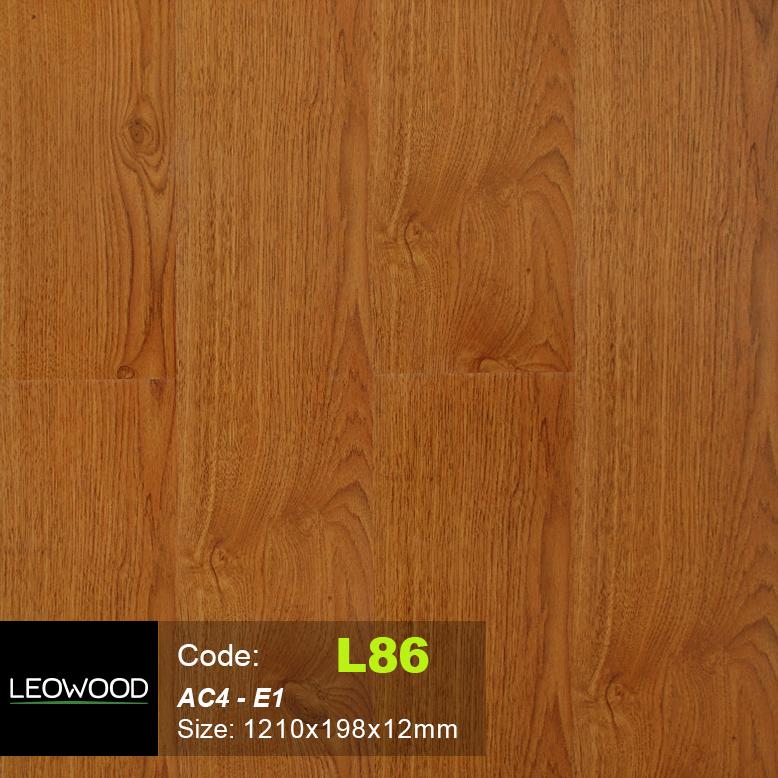 Sàn gỗ Leowood L86 1 - Sàn gỗ Leowood L86