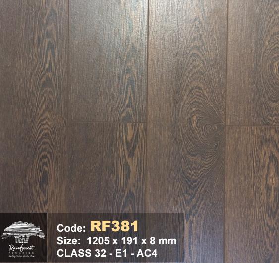 Sàn gỗ RainForest 381
