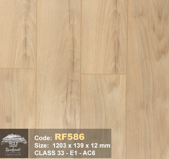 Sàn gỗ RainForest 586