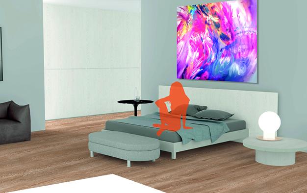 Sàn gỗ RainForest 12mm - Sàn gỗ RainForest
