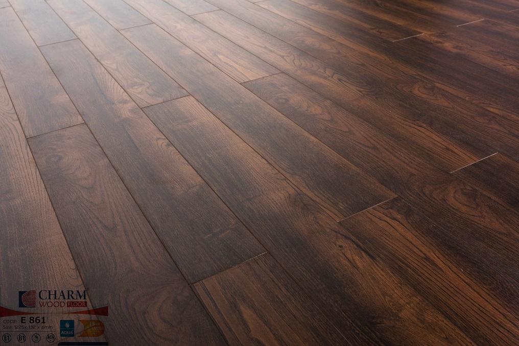 Sàn gỗ Charm wood 861