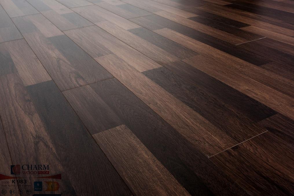 Sàn gỗ Charm wood K983