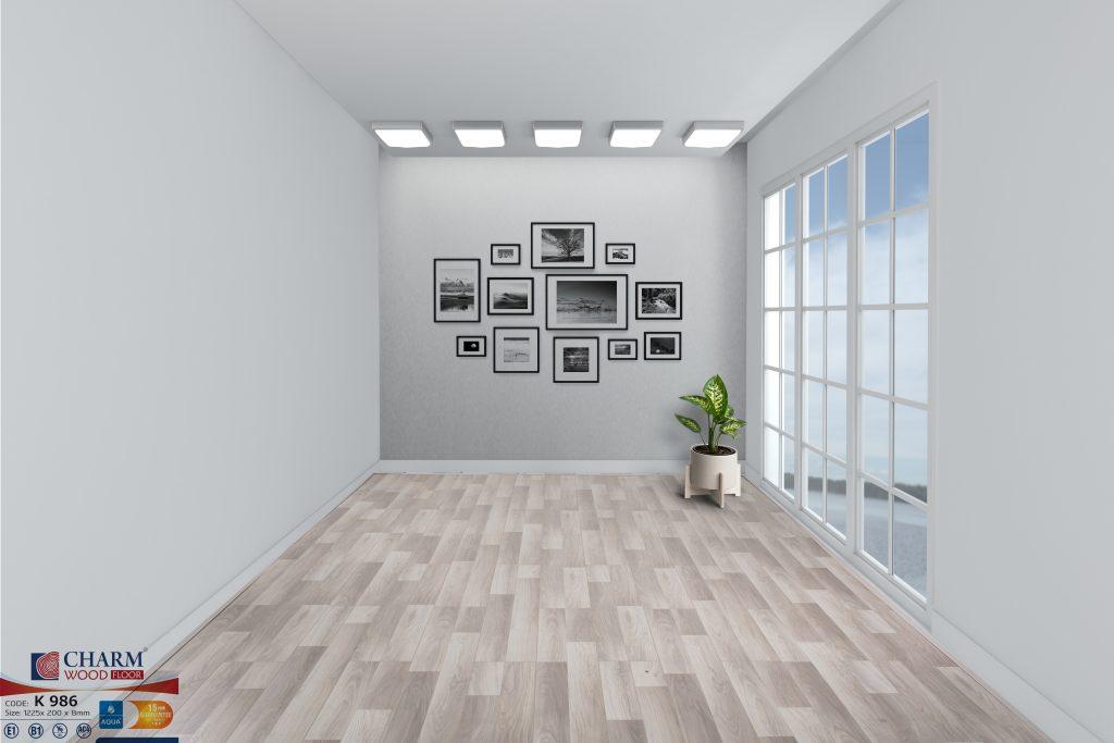Sàn gỗ Charm wood K986