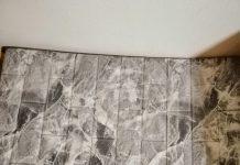 Xốp dán tường 3D C13