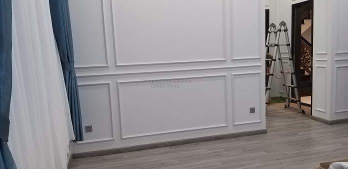 Sàn gỗ, Rèm cửa, Chỉ trang trí
