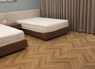sàn gỗ giả xương cá