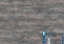 Sàn gỗ Bionyl Pro 12mm BT1537