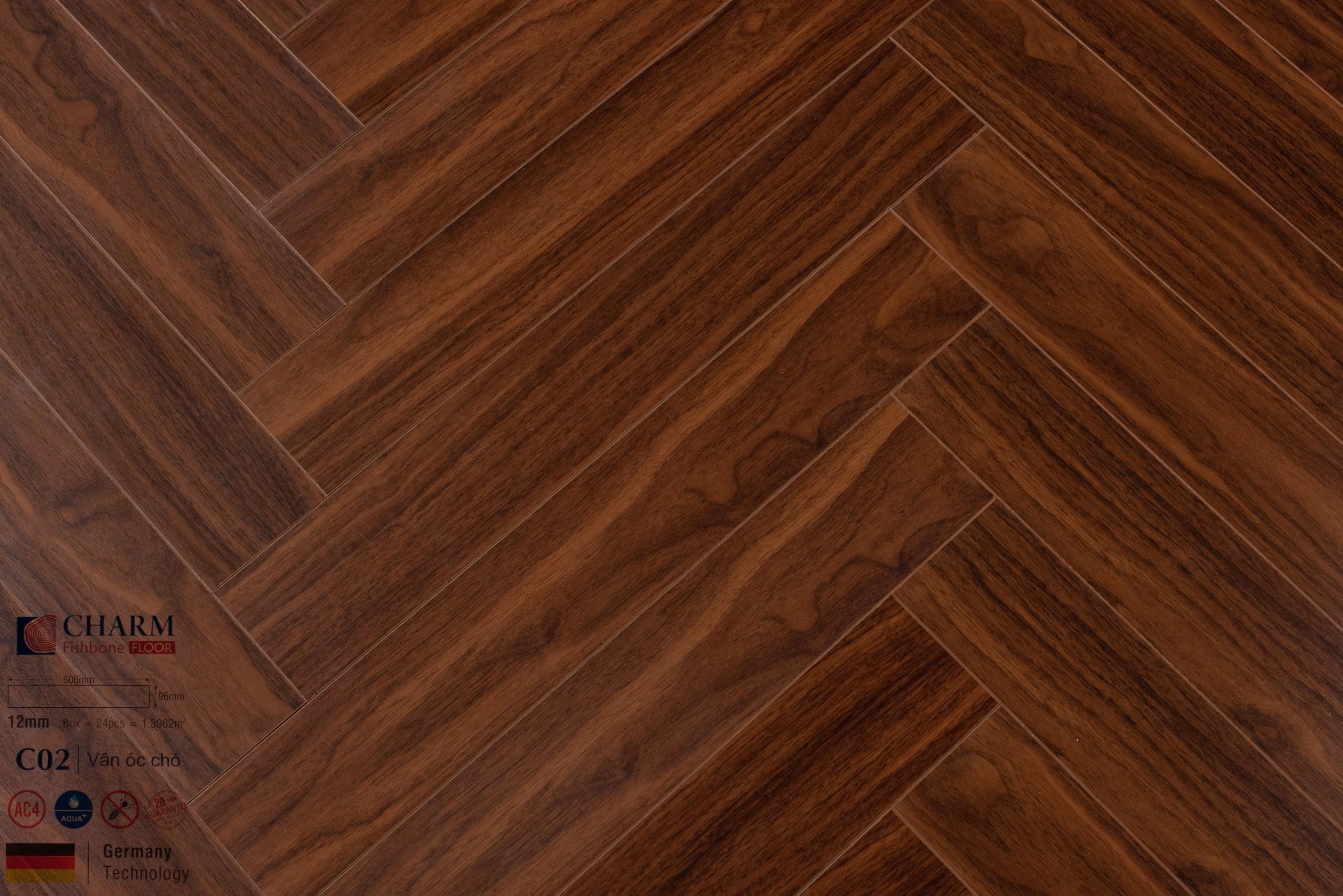 Sàn gỗ Charm C02
