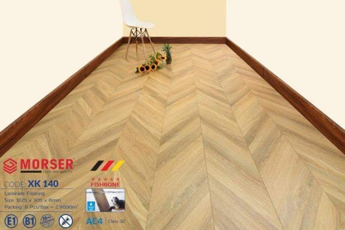 Sàn gỗ Morser XK140