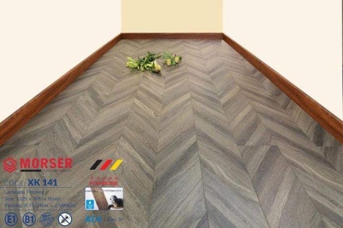 Sàn gỗ Morser XK141