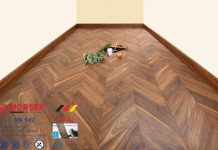 Sàn gỗ Morser XK142