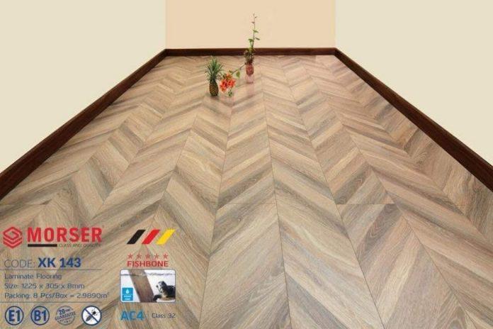 Sàn gỗ Morser XK143