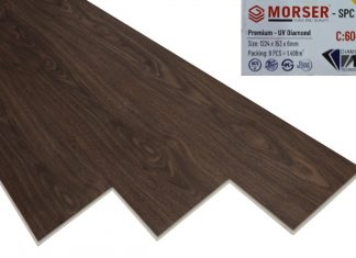 Sàn nhựa Morser C604
